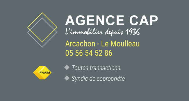 Agence CAP - L'immobilier depuis 1936